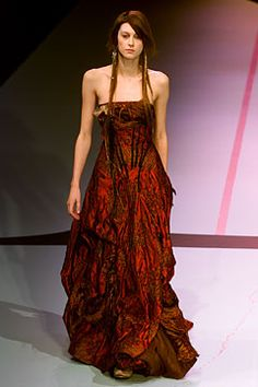 Christian Lacroix | Fall 2002 Ready-to-Wear Collection | Style.com