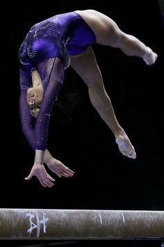 Alicia Sacramone, gymnastics