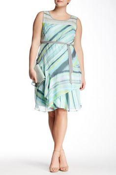 Sleeveless Tiered Waist Tie Dress, $36 from Nordstrom Rack