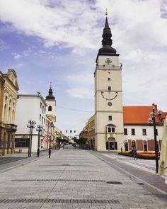 Pedestrian, Main Street, Czech Republic, Hungary, Travel Guide, Maine, Centre, Restaurants, Tower