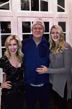 Glen Campbell and Family