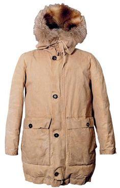 Alaska Sleeping Bag Company - vintage hunting parka #pespowstories #parka #pespow #vintage