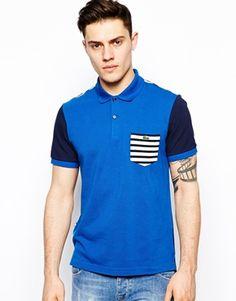 a677ad4db Men's Polo Shirts | Long Sleeve Polo Shirts for Men | ASOS