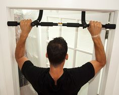 Advanced Door Gym Pull up Bar - Pull-ups are touted as the best all-around upper body exercise on the planet. The Rubberbanditz multi-functional tru2026 & Advanced Door Gym Pull up Bar - Pull-ups are touted as the best ... pezcame.com