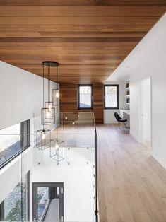 Cedar Warms Contemporary Quebec Home Inside and Out - http://freshome.com/cedar-contemporary-quebec-home/