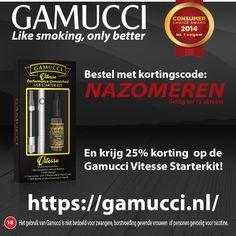 Gamucci Vitesse Starterkit met 25% korting!