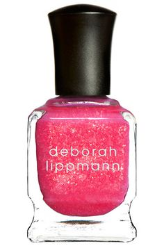 Deborah Lippmann Nail Lacquer in Sweet Dreams - Could be the most perfect summer toe color!!!!