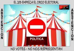 CNT-AIT PUERTO REAL ANTE LAS ELECCIONES DEL 20 DICIEMBRE | CNT Puerto Real