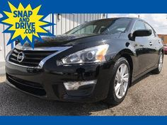 Used 2013 Nissan Altima  for Sale in Laurel MS 39440 Snap and Drive