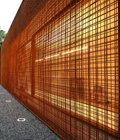Metal Screen Architecture Corten Steel Ideas For 2019