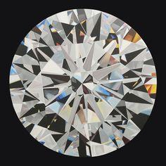 "Картина ""Бриллиант"". Холст на круглом подрамнике, акрил. D80"