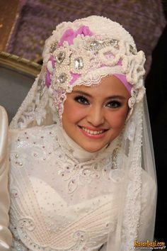 18 Model Hijab Modern 2017 untuk Akad Nikah Modern | Fashion Modern ...