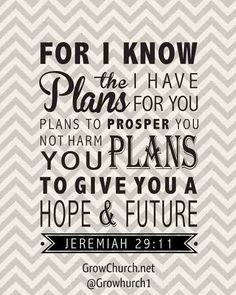 29 Best Inspirational Bible Quotes for Hard Times Quotes About Hard Times, Inspirational Quotes About Strength, Inspirational Text, Jeremiah 29 11, I Know The Plans, Prayer Quotes, Godly Quotes, Encouragement Quotes, Christian Encouragement