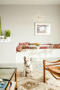 An Airy Home Full of Worldly Treasures - @Homepolish San Francisco