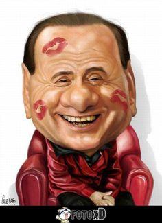 Silvio Berlusconi: 'Bill Clinton who?'