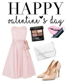 """""""Valentines day"""" by artsy-synchro-star ❤ liked on Polyvore featuring Kaliko, Rupert Sanderson, Tory Burch, Gucci, Fiebiger, women's clothing, women, female, woman and misses"""