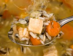 Chicken and Wild Rice Stew
