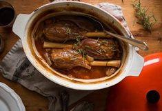 Lassan sült báránycsülök Meat Recipes, Cooking Recipes, Pot Roast, Beef, Dishes, Ethnic Recipes, Foods, Drinks, Carne Asada