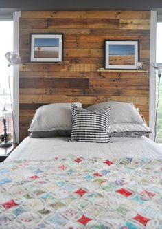 Sarah & Sam's Crafty Waterfront District Condo — House Tour