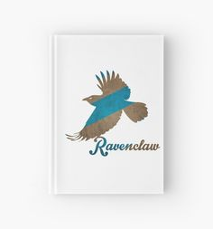 Ravenclaw hardcover journal. http://www.redbubble.com/people/paperbouquet/works/15743204-raven-blue-and-grey-stripes?p=hardcover-journal