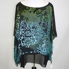 NWT 3X Womens plus Size Blouse BOUTIQUE TOP gift