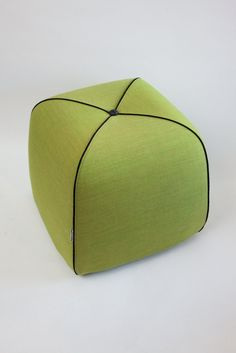 Suri is a playful pouf inspired by the traditional ottoman as the muse for its formal aesthetics. It is a complementary article for living and working areas....