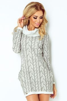 Numoco Sweater Dress