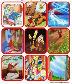 Το νέο νηπιαγωγείο που ονειρεύομαι : Παραμυθοταιριάσματα για την Παγκόσμια ημέρα παιδικού βιβλίου (2/4) Language Activities, Fairy Tales, Places To Visit, Education, Children, Teaching Ideas, Books, Painting, Inspired