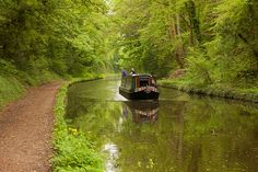 Shropshire Union Canal, Brewood. A wonderful few years where spent on annual cruising holidays mainly in the Midlands. Happy memories with two wonderful friends