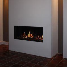Een prachtig zicht op het vuur!