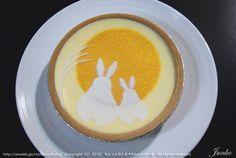 モロゾフのお月見レアチーズケーキ