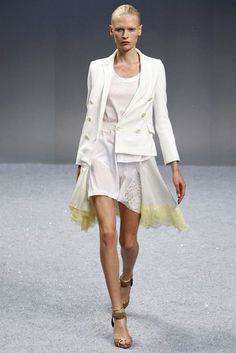 Sacai Spring/Summer 2012 Ready-To-Wear Collection | British Vogue