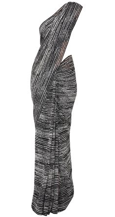 Black and white newsprint sari in georgette by SATYA PAUL. Shop at https://www.perniaspopupshop.com/whats-new/satya-paul-1