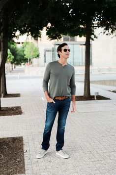 ab35922664 the miller affect husband wearing paige federal jeans from nordstrom  Nordstrom Anniversary Sale