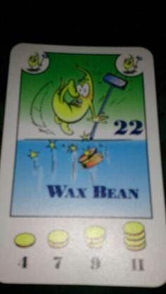 Wax bean
