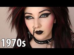643 Best Makeup And Nails Tutorials Ideas Images On 70s Punk