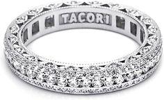 Tacori Wedding Bands and Tacori Wedding Rings - Mervis Diamonds