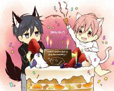 Anime Guys, Manga Anime, Ten Count, Takarai Rihito, Manga Comics, Manga To Read, Tokyo Ghoul, Counting, Watercolor Paintings