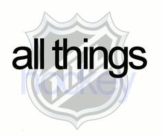 All things hockey/NHL