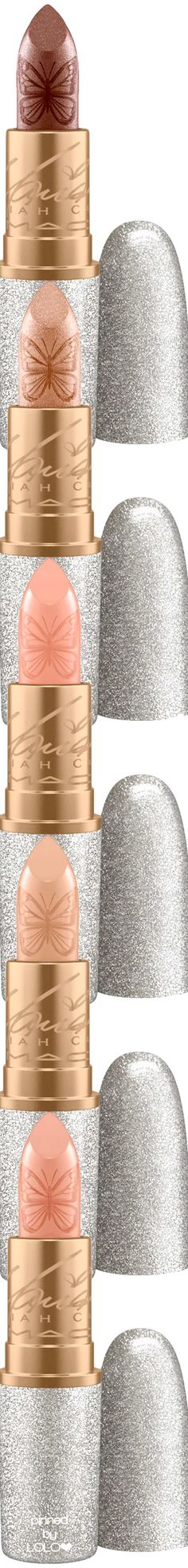 M·A·C Mariah Carey Collection Assorted Lipsticks (sold separately) | LOLO❤︎ Mac Makeup Set, Clinique Makeup, Makeup Cosmetics, Max Makeup, Beauty Corner, Gris Rose, Perfume, Glossy Lips, Cute Makeup