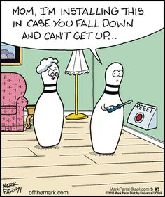 """Fall and can't get up...    - """"Off the Mark"""" by Mark Parisi;  3/23/15 ..."""