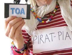 Pirat-Pia