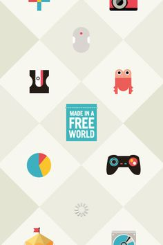 Free World iPhone app