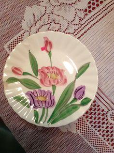 Blue Ridge Pottery--Tazewell Tulip