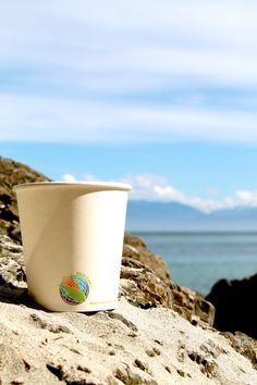 Compostable, biodegradable,made from sustainable resources. Compost, Biodegradable Products, Sustainability, Plant Based, Coffee Cups, Tableware, Hot, Nature, Plants