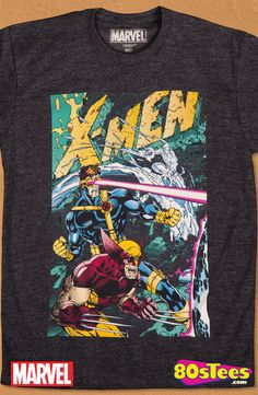 Legend Reborn X-Men T-Shirt: Marvel Comics Mens T-Shirt X-Men Geeks: These celebrity characters have been seen in films and comic books and the design and illustration of the art on this product makes it a must have to your men's fashion t-shirts. Dc Clothing, Marvel Clothes, Nerd Clothes, Jordan Shoes For Men, Superhero Cosplay, Book Shirts, Super Hero Outfits, Marvel Shirt, Geek Fashion