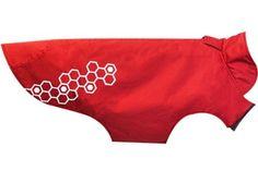 RC Pet Products Venture Outerwear Dog Rain Coat, Size 26, Crimson >>> Visit the image link more details.