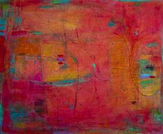 Marking Time n.5 • Mixed Medium with Wax by margaret Suchland