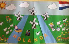 Infantil Antonio Osuna: Ciclo: Los Países Bajos