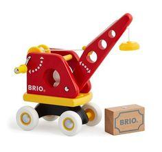 BRIO Crane and Load